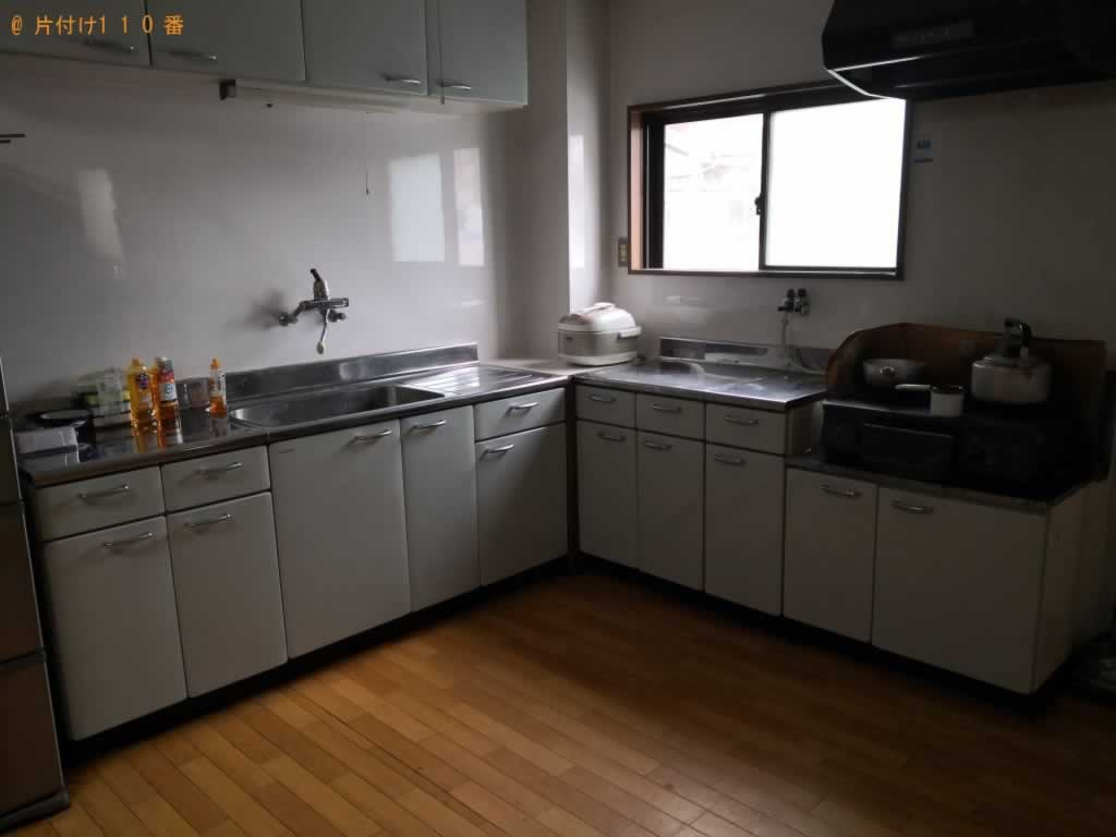 キッチン(台所)掃除サービス施工後