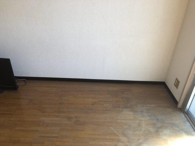 【熊本市中央区】アパート一室分の不用品回収☆短時間できれいに片付き、当社のサービスにご納得いただけました!