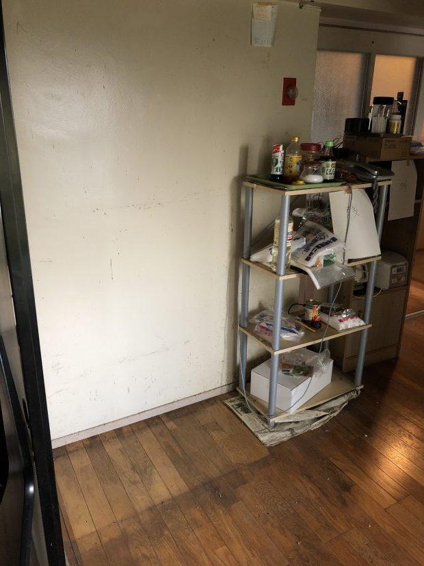 【熊本市北区】3DK分の家財道具一式の回収☆大量の不用品を処分できご満足いただけました!