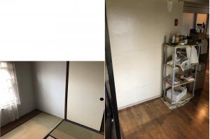 南小国町北区でお引っ越しに伴う家財道具一式(タンス、食器棚、布団など)の回収のご依頼 お客様の声