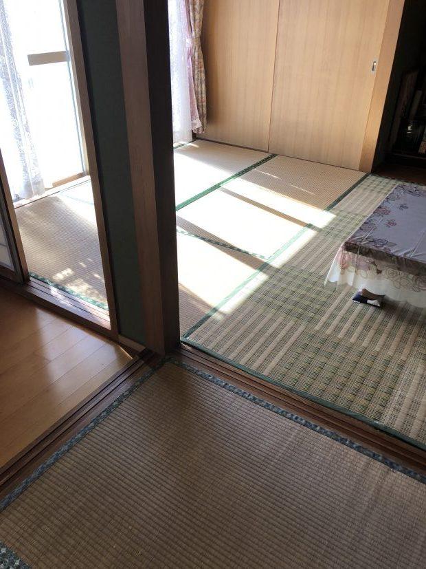 【熊本市東区】マッサージチェアの回収☆存在感のあるマッサージチェアの処分で片付いたお部屋にご満足いただけました!