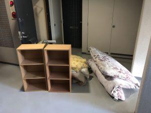 【熊本市中央区】こたつ、布団などの回収☆急遽増えてしまった不用品もまとめて処分できご満足いただけました!