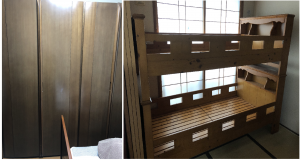 球磨村でご自宅の内装工事に伴う家具(婚礼ダンス、2段ベッド、ベッドなど)の回収のご依頼 お客様の声