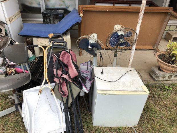 【湯前町】家具や家電の回収☆処分を急いでいたお客様に、迅速な対応にご満足いただけました!