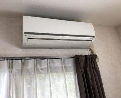 【上益城郡益城町】エアコンの回収☆面倒なエアコンの処分を電話ひとつで解決でき、お客様にお喜びいただけました!