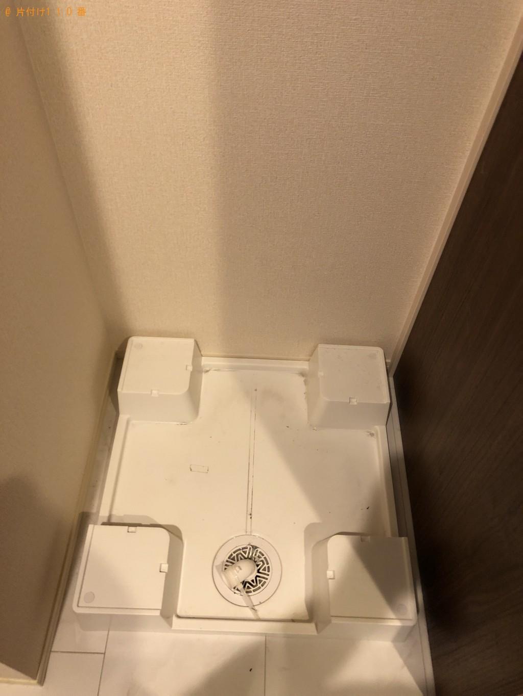 【熊本市東区】洗濯機の出張不用品回収・処分ご依頼 お客様の声