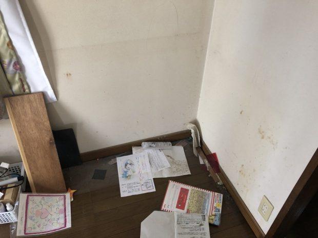 【熊本市東区】冷蔵庫や食器棚の回収☆スタッフの対応にご満足いただけ、「また頼みたい。」と嬉しいお言葉をいただきました!