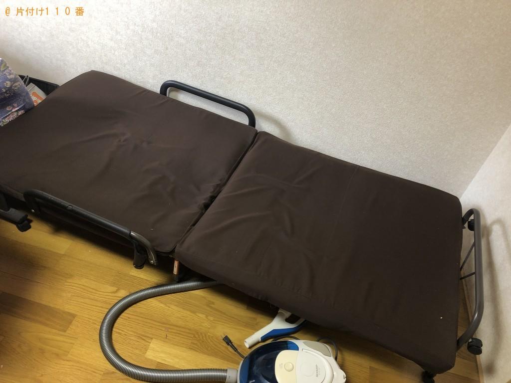 【熊本市東区】冷蔵庫等の出張不用品回収・処分ご依頼 お客様の声