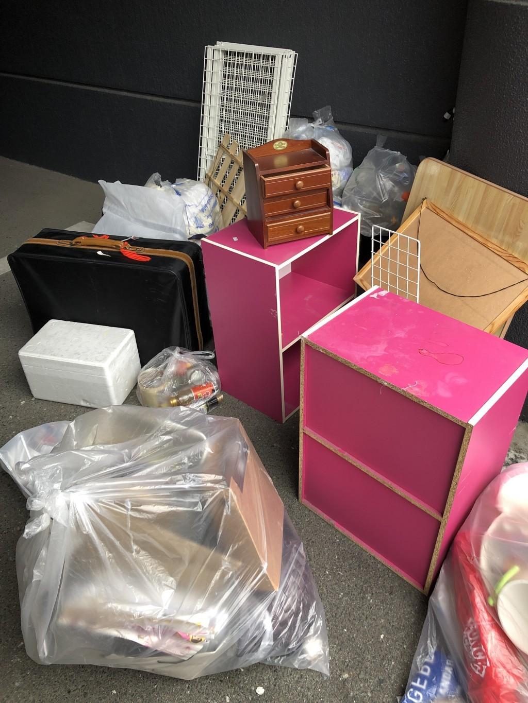 【熊本市】引越に伴う不用品回収☆希望日での対応にご満足いただけたようです!