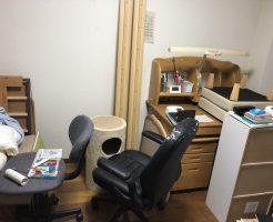 【熊本市中央区】学習机、ソファなどの回収☆大量の粗大ごみを丁寧に回収してくれたとお喜びいただけました!