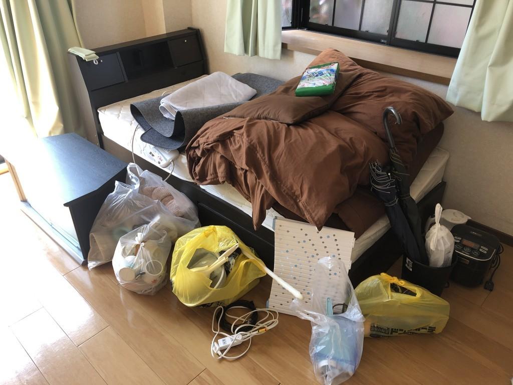 【熊本市西区】洗濯機など引越し回収・処分 お客様の声