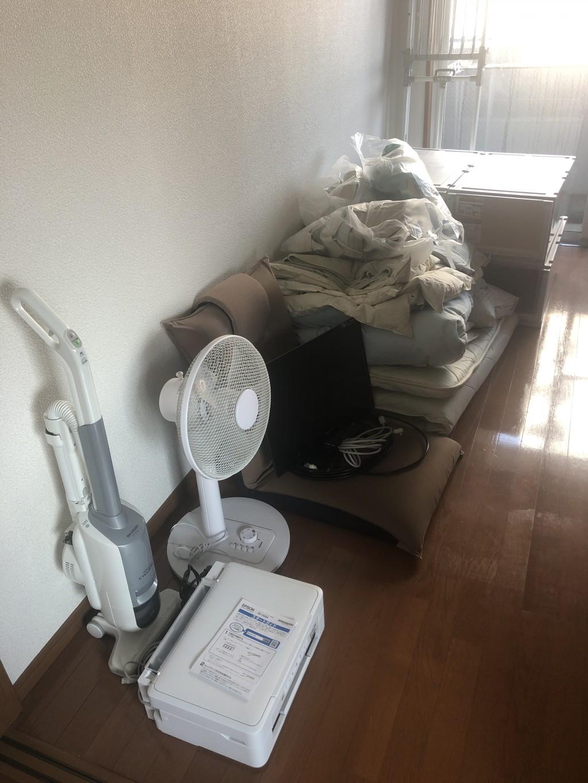 【熊本市中央区】冷蔵庫や洗濯機など不用品の回収ご依頼 お客様の声