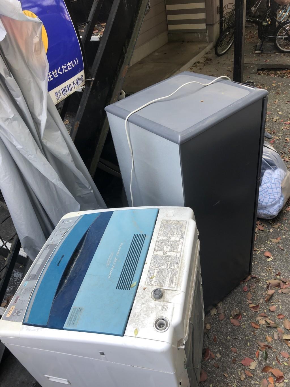 【嘉島町】冷蔵庫や洗濯機の回収処分ご依頼☆丁寧に説明してもらえたとご満足いただけました!