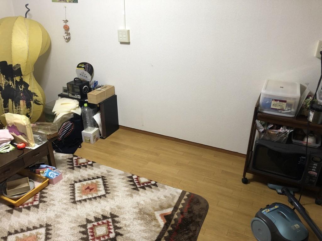 【熊本市中央区】アパート2階から食器棚の回収☆大きい家具もスピーディに搬出出来ました!