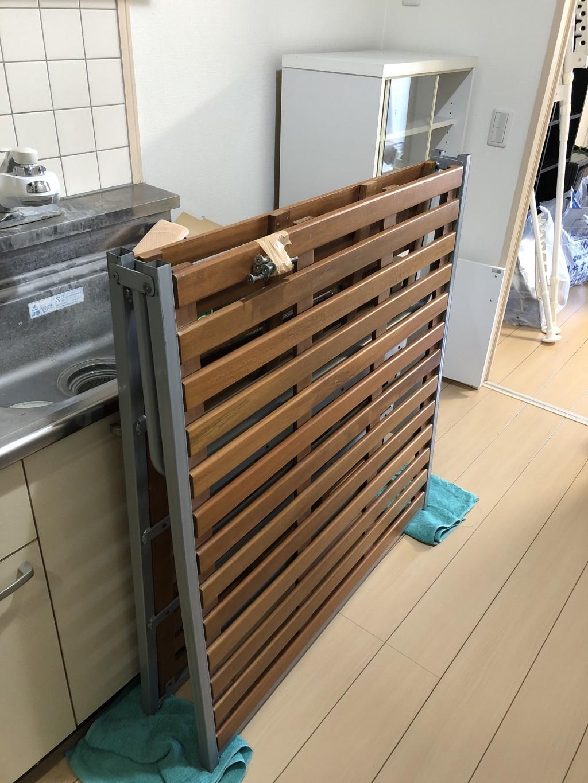 【熊本市中央区】本棚、ベッドなど不用品回収処分ご依頼 お客様の声