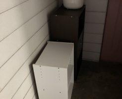 【熊本市中央区】カラーボックスや家電など不用品回収・処分ご依頼