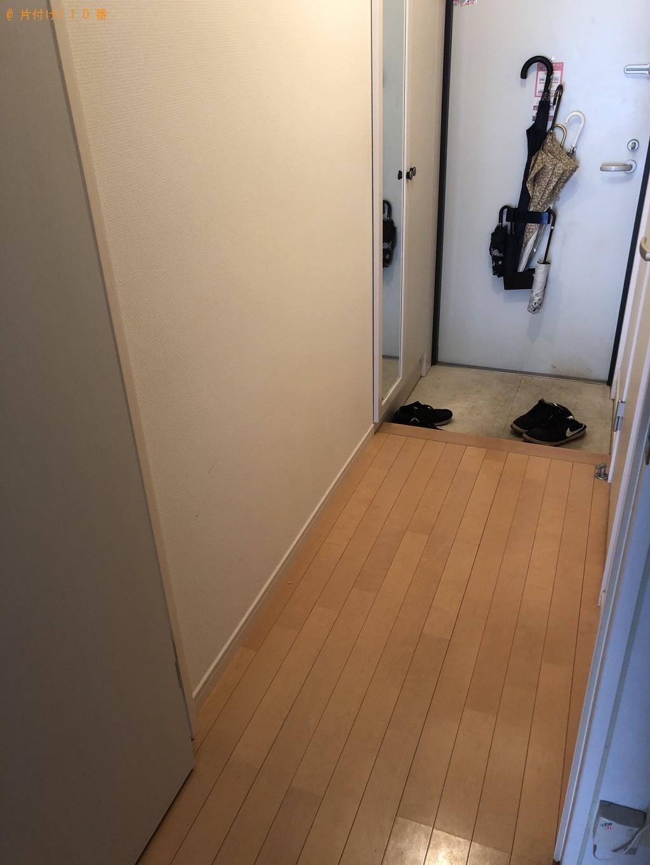 【熊本市中央区】食器棚等の処分 お客様の声