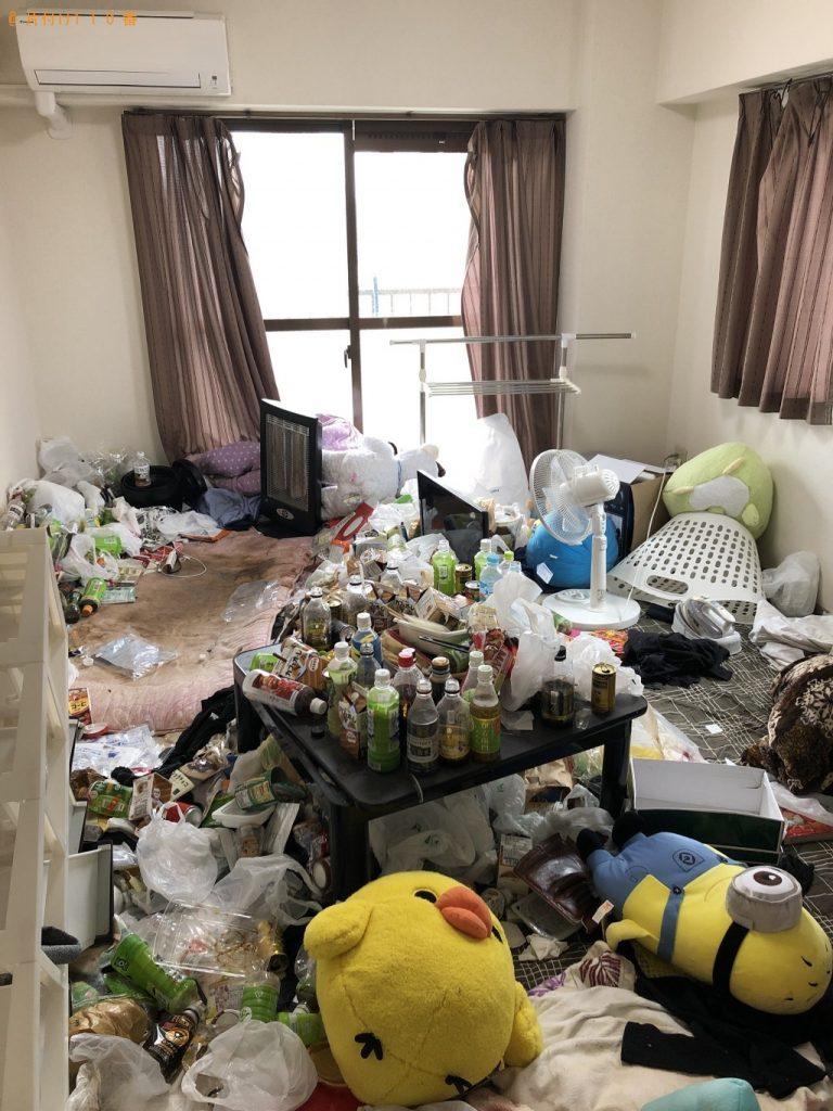【熊本市】ゴミ屋敷の片付け依頼 お客様の声