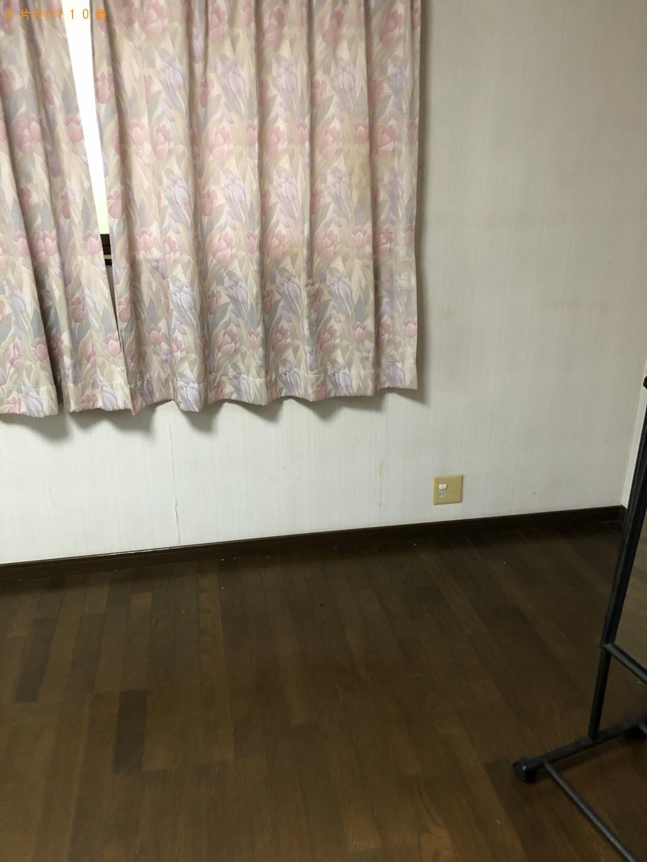 【菊池市泗水町】一人暮らしの不用品処分 お客様の声