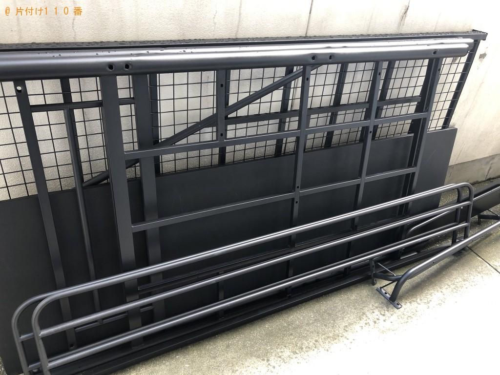 【熊本市中央区】洗濯機、ベッド枠など回収ご依頼 お客様の声