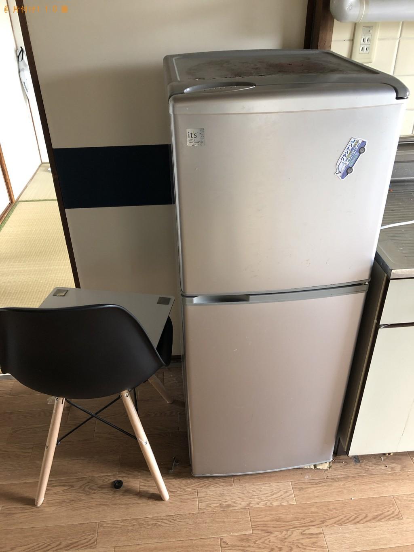 【熊本市東区】冷蔵庫・椅子回収ご依頼 お客様の声