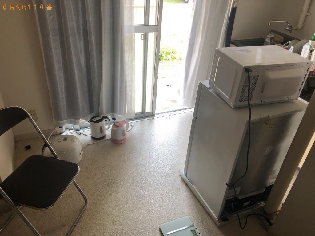 【熊本市】エアコンと水回りの不用品の回収 お客様の声