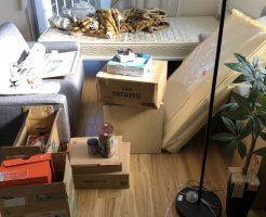 【熊本市東区】引越しに伴う不用品回収・処分ご依頼 お客様の声