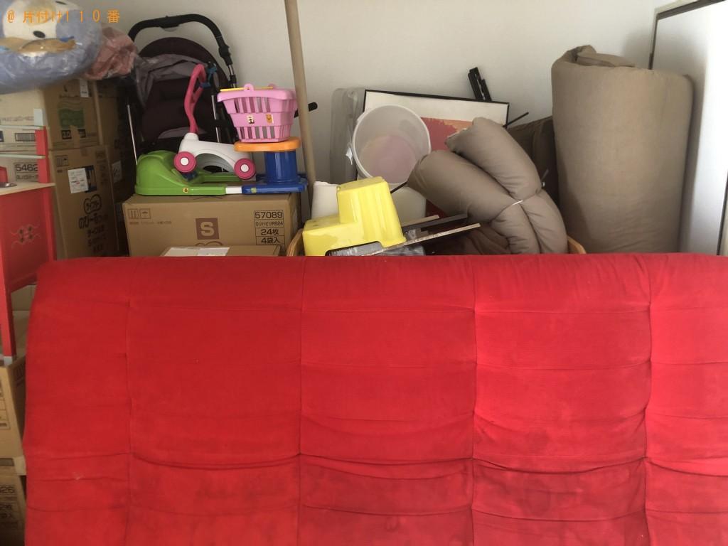 【熊本市東区】2トントラック約1台の不用品処分ご依頼 お客様の声
