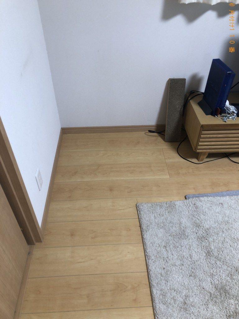 【熊本市北区】ソファー、キャットタワー、食器などの出張不用品回収・処分ご依頼