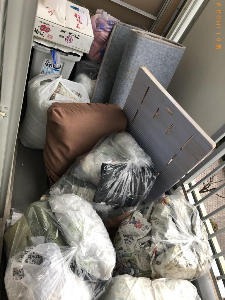 【芦北町】座椅子などの出張不用品回収・処分ご依頼 お客様の声