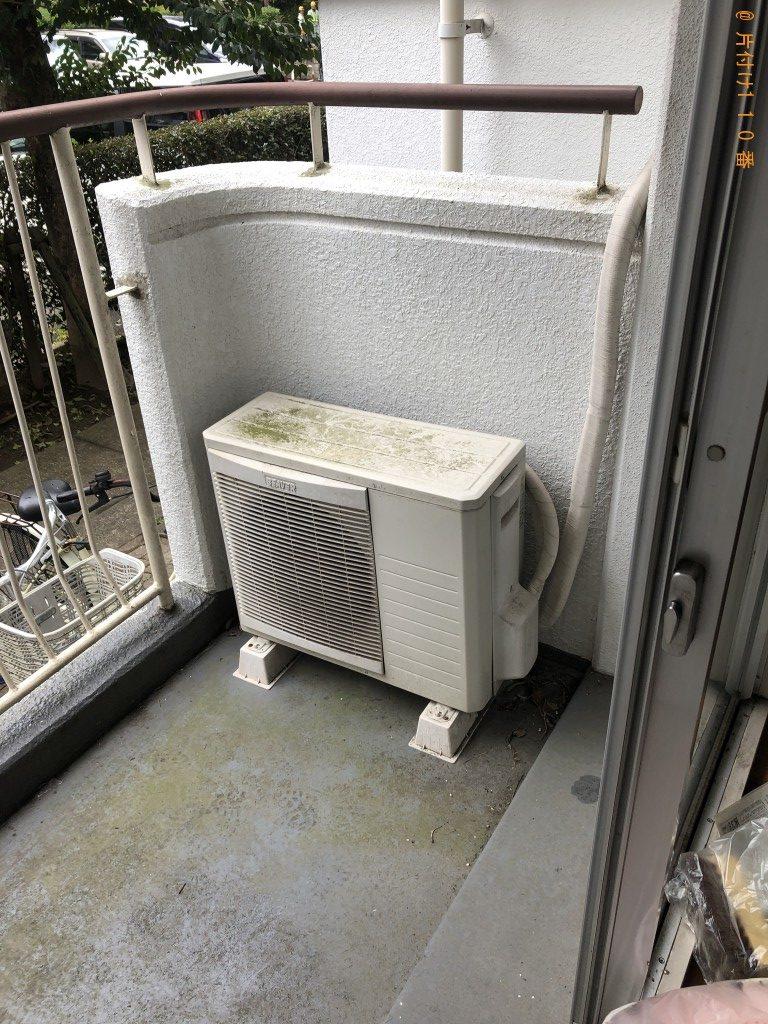 【熊本市東区】エアコンの取り外し・回収ご依頼 お客様の声