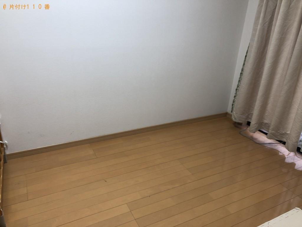 【熊本市中央区】セミダブルベッドの回収・処分ご依頼 お客様の声