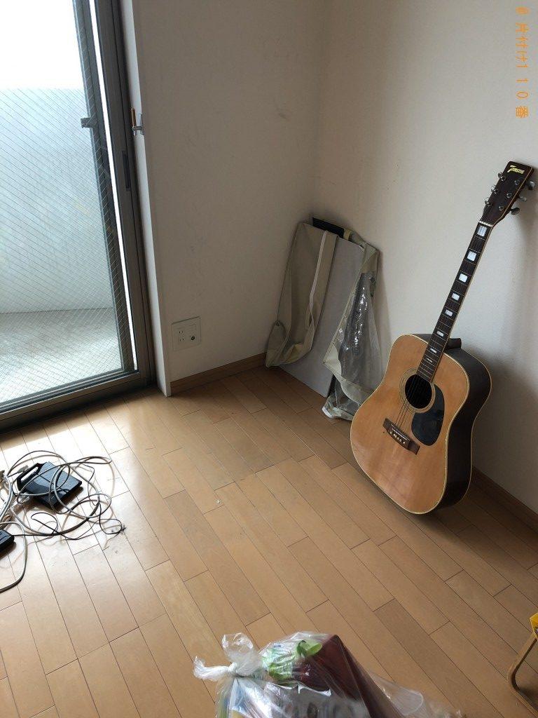 【熊本市東区】食器棚、テレビ台、蛍光灯、食器洗い機の回収・処分