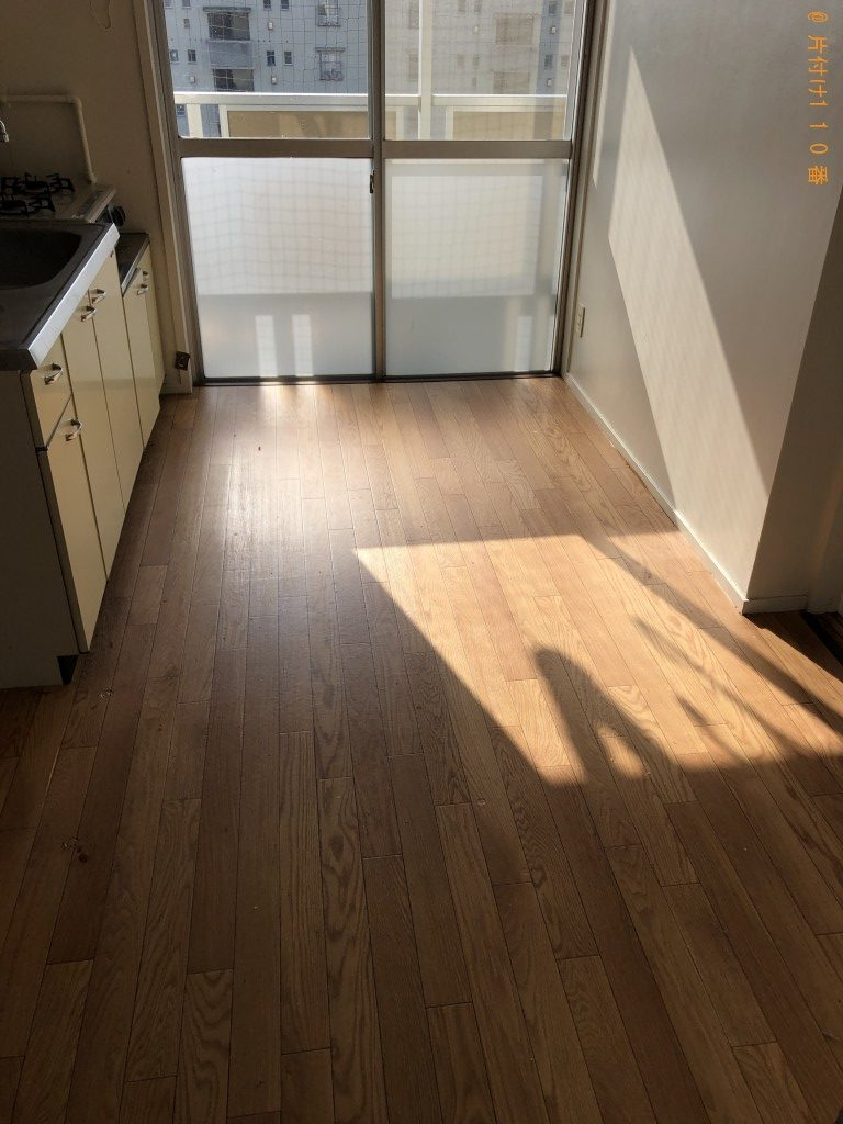 【熊本市南区】冷蔵庫、洗濯機、棚、座椅子等の回収・処分ご依頼
