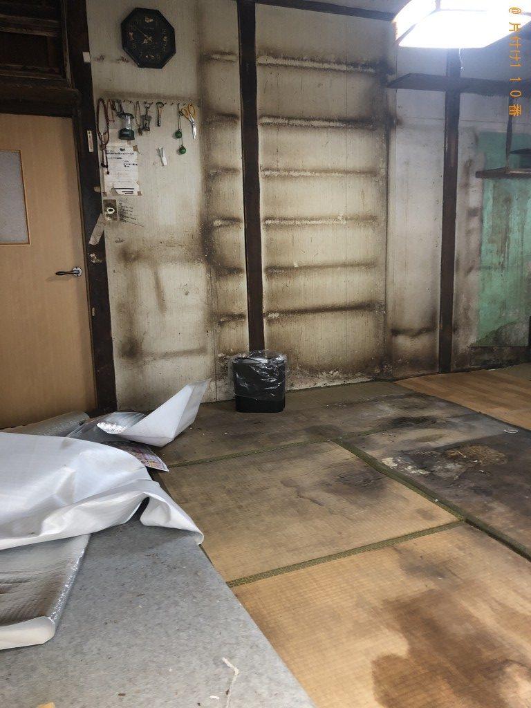 【球磨郡あさぎり町】冷蔵庫、整理タンスの回収・処分ご依頼