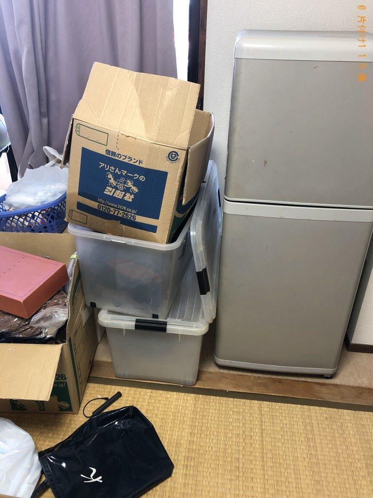 【熊本市】自転車、冷蔵庫、ポット等の回収・処分ご依頼 お客様の声