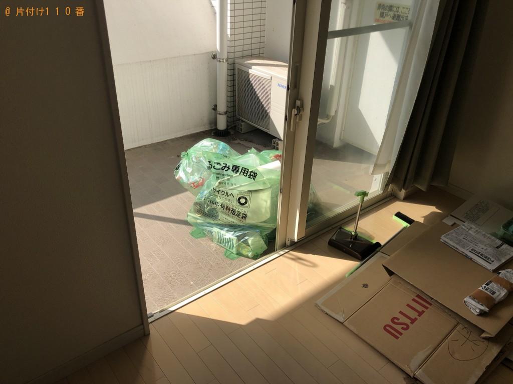 【長洲町】雑誌、本、ダンボール、ゴミ箱等の回収・処分