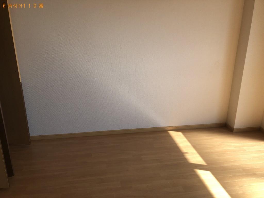 【菊池郡菊陽町】カラーボックス、テレビボード等の回収・処分ご依頼