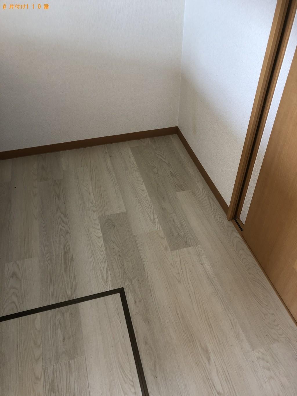 【熊本市】冷蔵庫、洗濯機、折り畳みベッド、自動車タイヤ等の回収