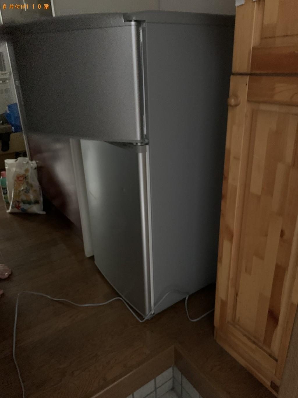 【熊本市】冷蔵庫の回収・処分ご依頼 お客様の声