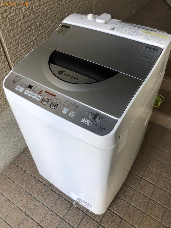 【熊本市】洗濯機の回収・処分ご依頼 お客様の声