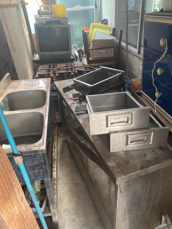 【熊本市】2tトラック1台程度の出張不用品回収・処分ご依頼