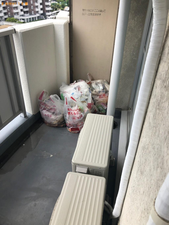 【益城町】一般ごみの回収・処分ご依頼 お客様の声