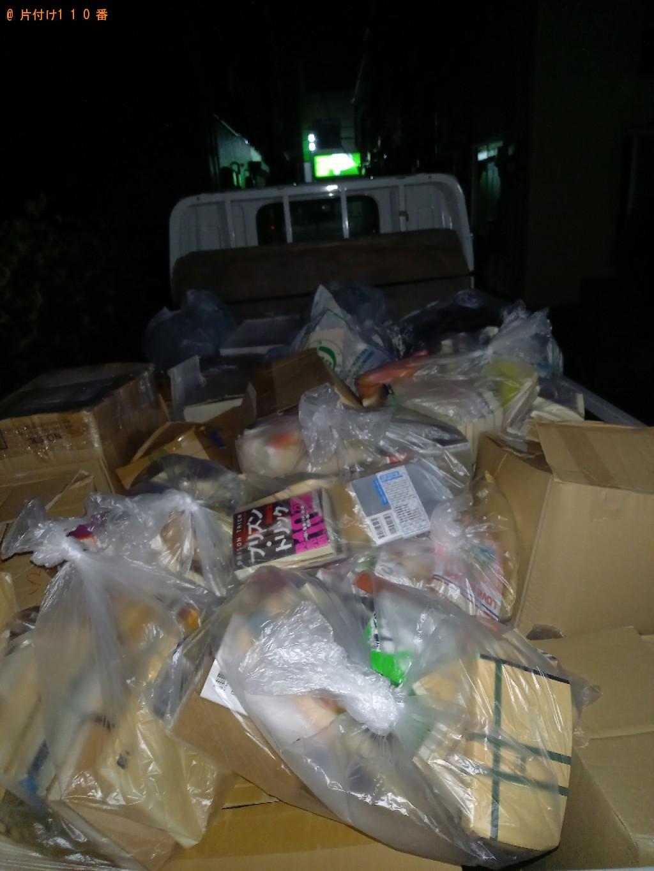 【熊本市】一般ごみの回収・処分ご依頼 お客様の声