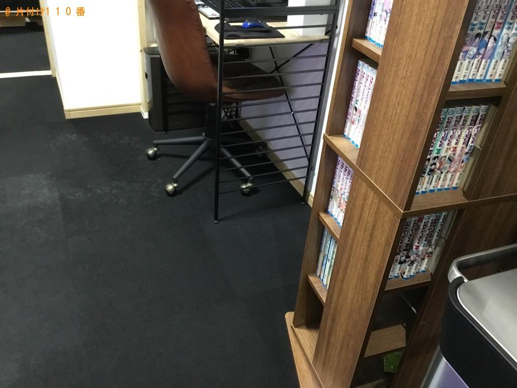 【熊本市】カラーボックス、ラック、ローテーブル等の回収・処分