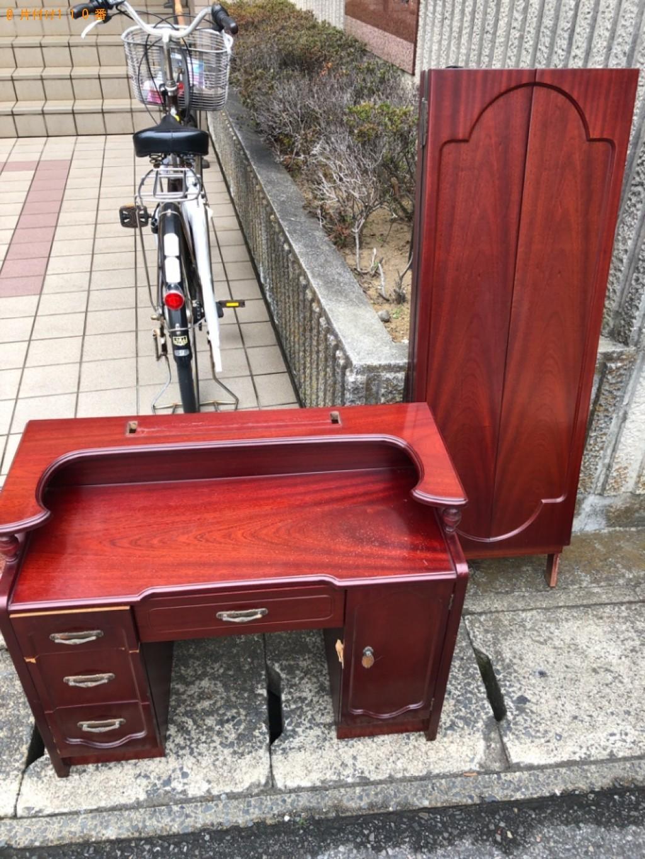 【熊本市】鏡台の回収・処分ご依頼 お客様の声