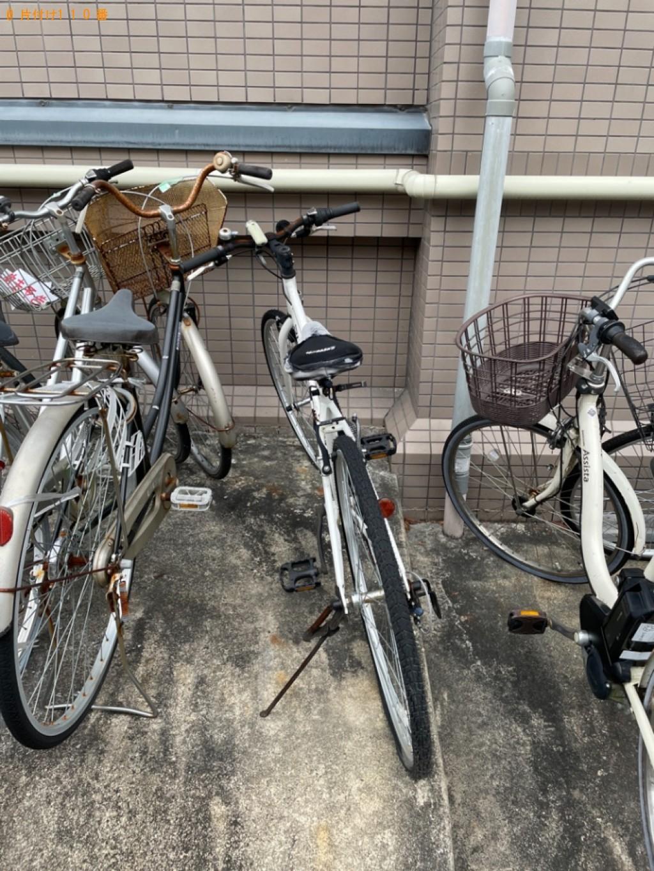 【熊本市】自転車の回収・処分ご依頼 お客様の声