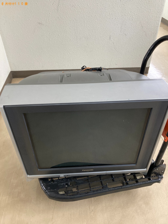 【熊本市】テレビの回収・処分ご依頼 お客様の声