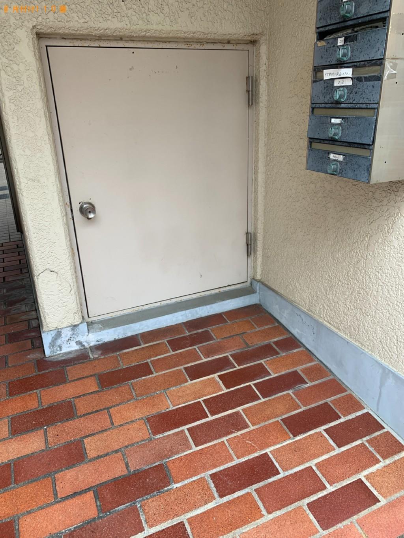 【熊本市】二人掛けソファーの回収・処分ご依頼 お客様の声